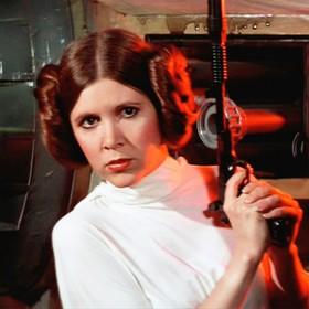 Dlaczego księżniczka Leia nie została Jedi?