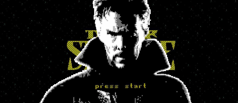 """Doctor Strange"" jako 8-bitowa gra"