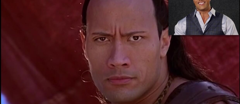 """Dwayne Johnson nabija się ze swojej roli w """"Królu Skorpionie"""""""