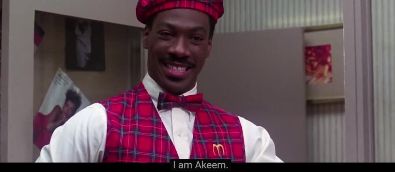 """Eddie Murphy jako T'Challa w zwiastunie """"Black Panther"""""""