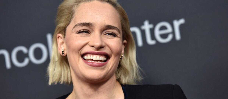 Emilia Clarke, foto: Anthony Behar/Sipa USA/East News