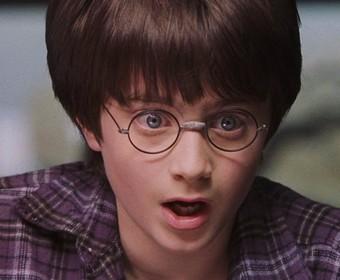 kadr z filmu Harry Potter i Kamień Filozoficzny