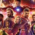 Plakat filmu Avengers: Infinity War