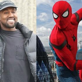 Kanye West i Spider-Man
