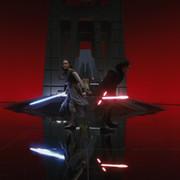 Gwiezdne Wojny: Ostatni Jedi - walka w sali tronowej
