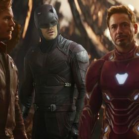 """Fan znalazł w """"Avengers: Infinity War"""" nawiązanie do serialu """"Daredevil"""""""
