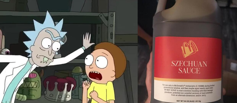 """Fani """"Ricka i Morty'ego"""" zmuszają McDonald's do przywrócenia seczuańskiego sosu"""