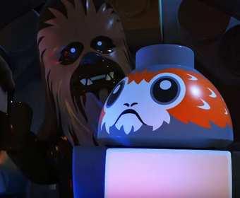 Gwiezdne Wojny: Ostatni Jedi w wersji Lego
