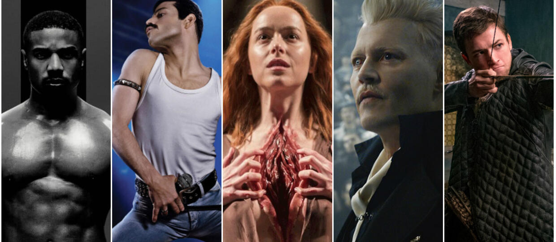 Filmy na listopad 2018 - na co do kina?