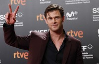 Chris hemsworth, foto: GTRES/G3 Online/East News