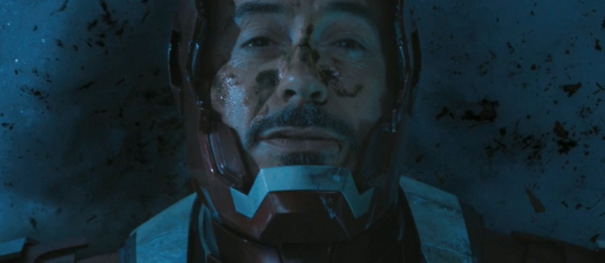 Robert Downey Jr. jako Iron Man