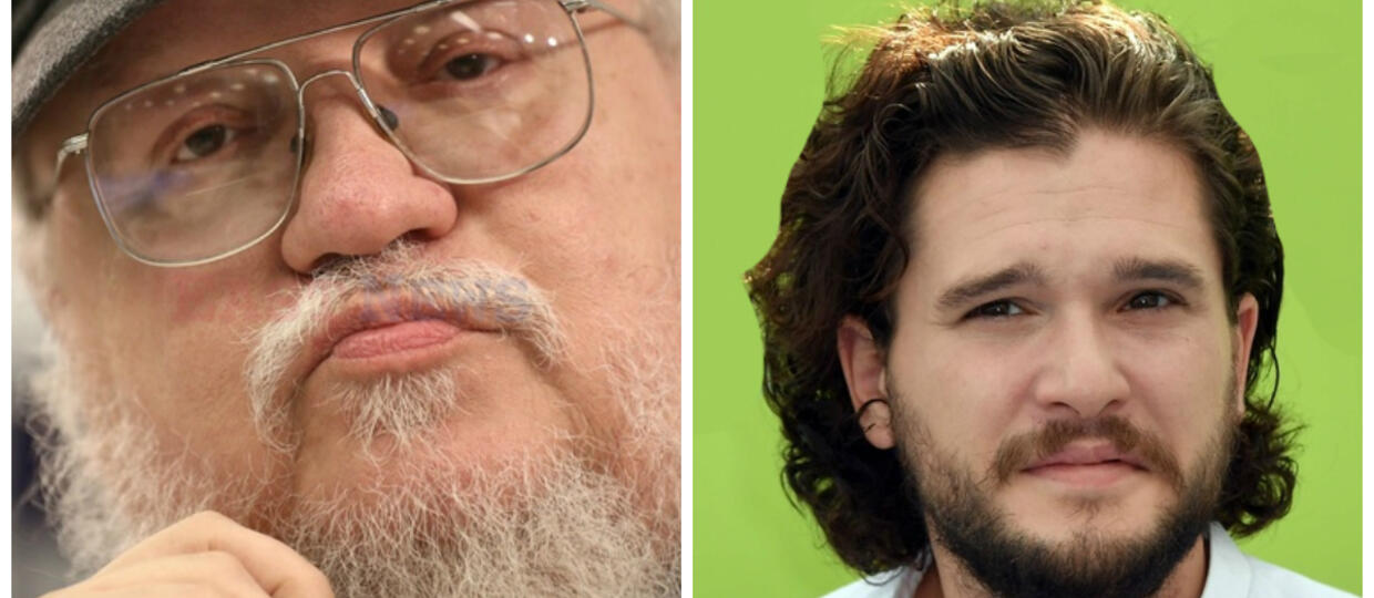 George R. R.. Martin, Kit Harington