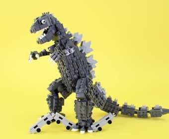 Godzilla z klocków Lego? Być może niedługo nowy zestaw trafi na półki sklepów