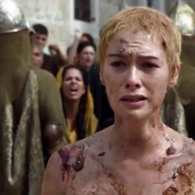 Cersei Walk of Shame
