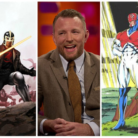 """Guy Ritchie wyreżyseruje film Marvel Studios """"Captain Britain and the Black Knight""""?"""