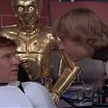 """Foto: kadr z filmu """"Gwiezdne wojny IV: Nowa nadzieja"""""""