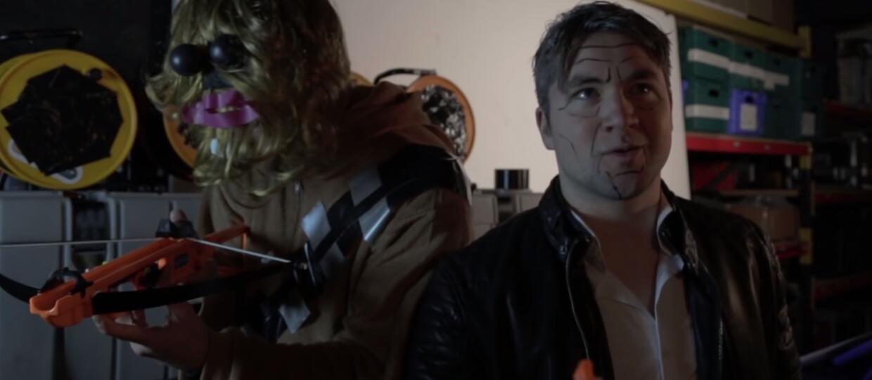 """""""Gwiezdne wojny. Przebudzenie mocy"""" w wersji dla ubogich"""