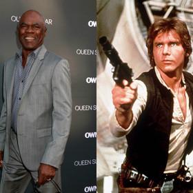 Han Solo mógł być czarny