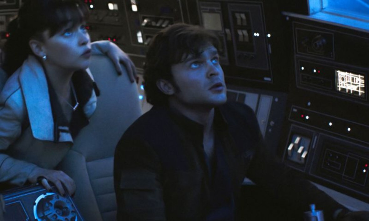 """Han Solo z węgorzem w spodniach - pierwsza usunięta scena ze spin-offu """"Star Wars"""""""