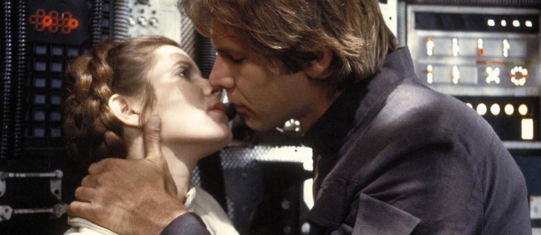 """Harrison Ford i Carrie Fisher mieli romans na planie """"Nowej nadziei"""""""