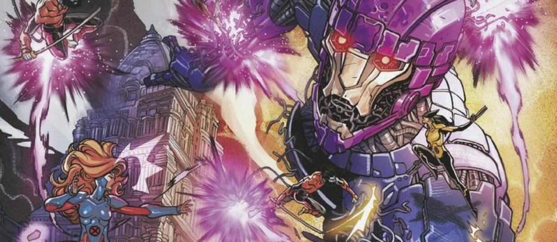 okładka X-Men: Red #3