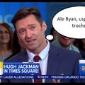 Hugh Jackman GMA