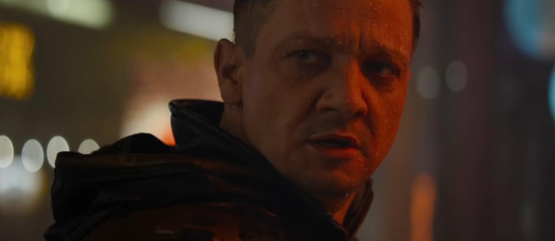 Jeremy Renner jako Ronin (Avengers: Endgame)