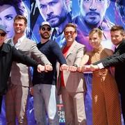 Gwiazdy Marvel Studios