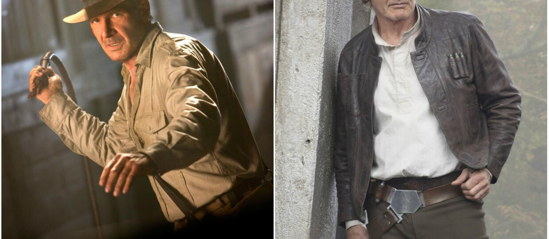 Harrison Ford Han Solo Indiana Jones