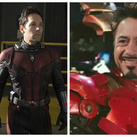 Iron Man, Ant-Man i Wasp