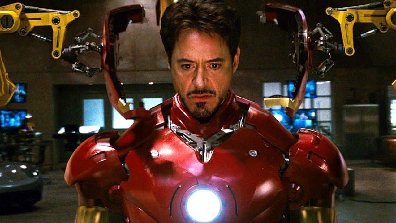 Iron man zdj cia z planu z okazji 10 lecia filmu - Iron man 1 images ...
