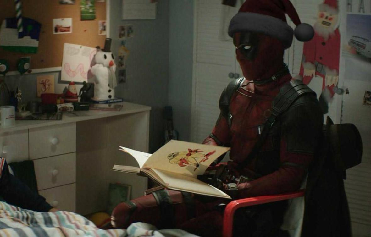 Jak będzie brzmiał tytuł nowego filmu o Deadpoolu dla dzieci?