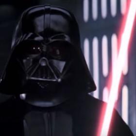 Jak brzmi Darth Vader z głosem Anakina Skywalkera?
