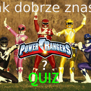 """Jak dobrze znasz """"Power Rangers""""? [QUIZ]"""