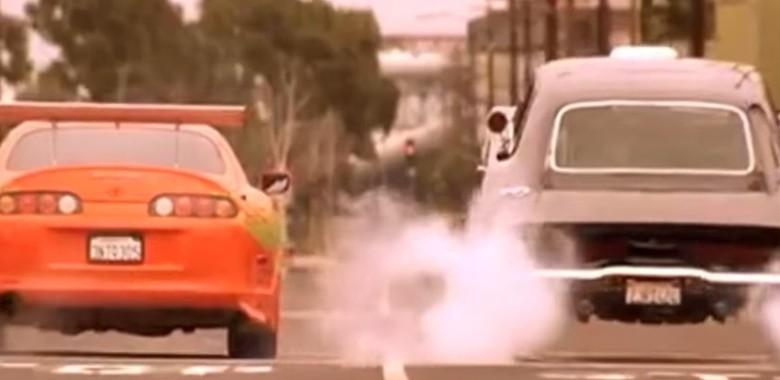 """Foto: Kadr z filmu """"Szybcy i wściekli"""""""