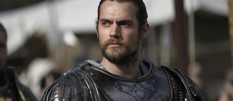 """Jak Henry Cavill będzie wyglądał jako Geralt w serialu """"Wiedźmin""""?"""
