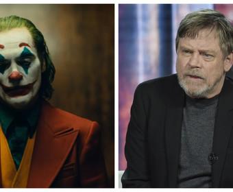 Joker i Mark Hamill