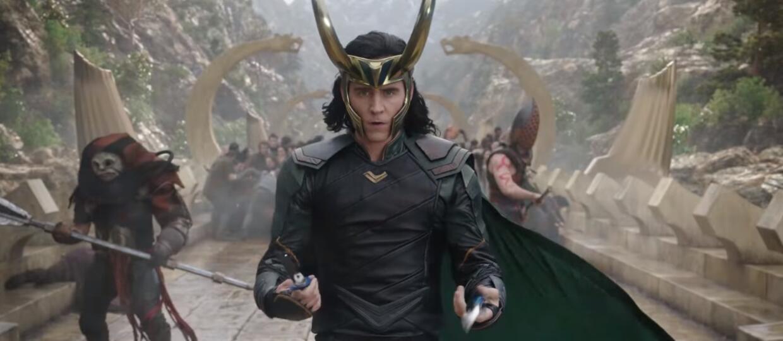 """Jak miał wyglądać Loki w filmie """"Thor: Ragnarok""""?"""