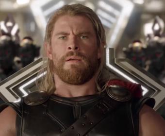 Jak miał wyglądać Thor i mieszkańcy Asgardu w retrospekcji z lat 80.?