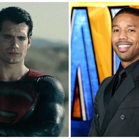 Jak Michael B. Jordan wyglądałby jako Superman?