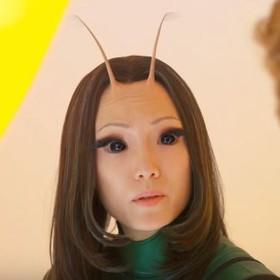 """Jak początkowo miała wyglądać Mantis ze """"Strażników Galaktyki""""?"""