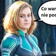 Jak powinna wyglądać Captain Marvel?