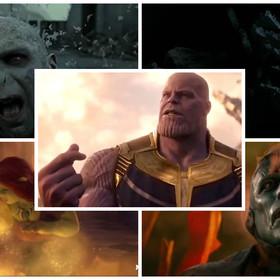 Thanos zabija inne uniwersa