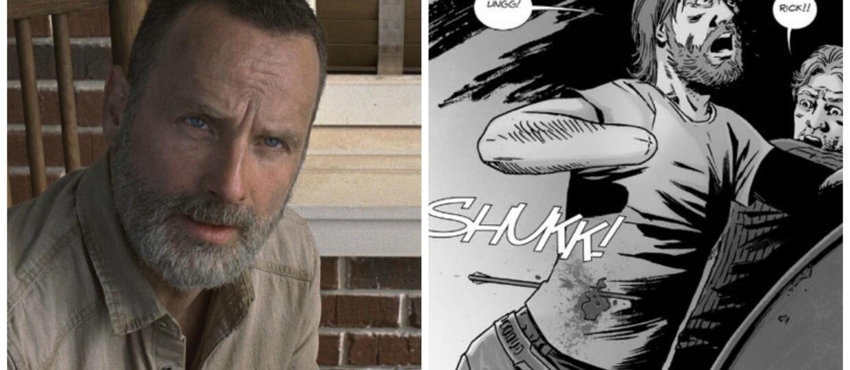 """Jak Rick Grimes zginie w komiksie? Twórca """"The Walking Dead"""" komentuje śmierć bohatera"""