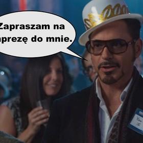 Iron Man 3, Robert Downey Jr.