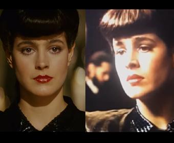 """Prace nad tym 2-minutowym epizodem trwały rok! Jak twórcom """"Blade Runnera"""" udało się odtworzyć Rachel?"""