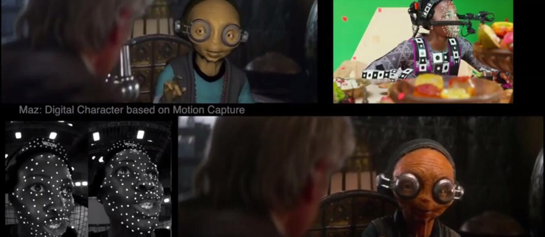 """Jak wyglądają """"Gwiezdne wojny: Przebudzenie Mocy"""" bez efektów?"""