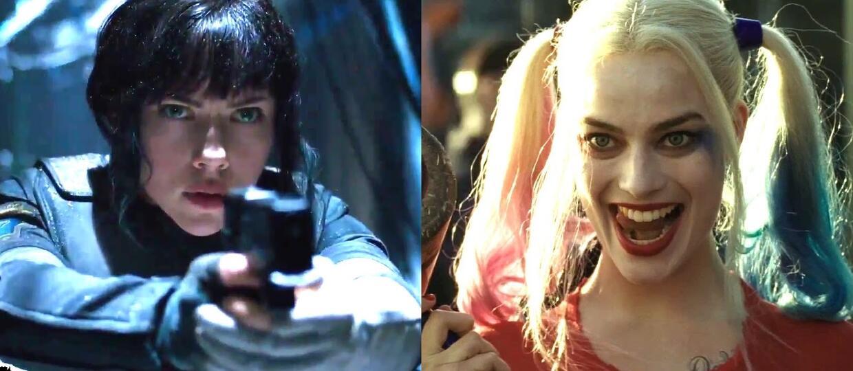 """Jak wyglądałaby Margot Robbie w """"Ghost in the Shell""""?"""