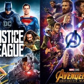 Liga Sprawiedliwości i Avengers