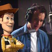 Tom Hanks w filmie Toy Story